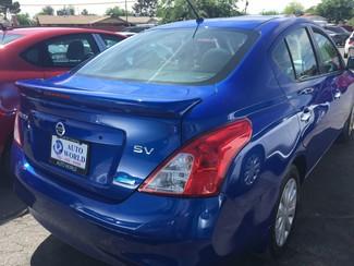 2015 Nissan Versa SV AUTOWORLD (702) 452-8488 Las Vegas, Nevada 2