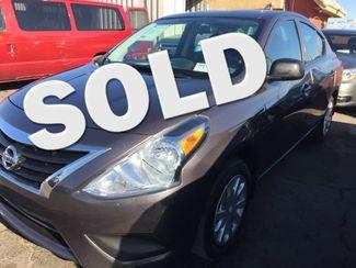 2015 Nissan Versa S AUTOWORLD (702) 452-8488 Las Vegas, Nevada