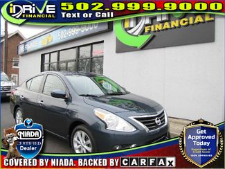 2015 Nissan Versa SL | Louisville, Kentucky | iDrive Financial in Lousiville Kentucky
