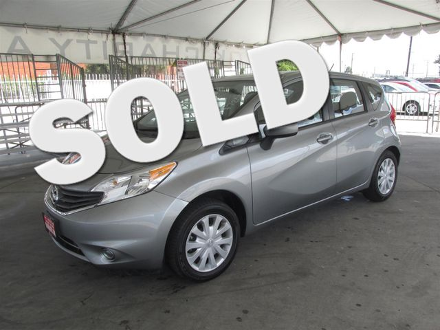 2015 Nissan Versa Note SV This particular vehicle has a SALVAGE title Please call or email to che