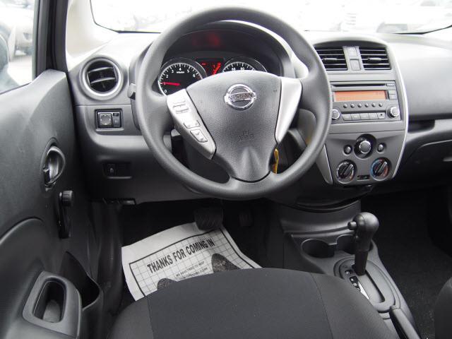 2015 Nissan Versa Note S Plus Harrison, Arkansas 4