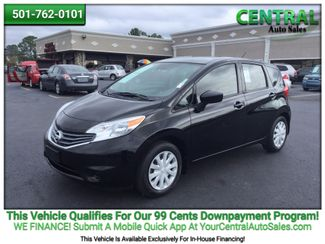 2015 Nissan VERSA NOTE  | Hot Springs, AR | Central Auto Sales in Hot Springs AR