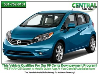 2015 Nissan Versa Note SV   Hot Springs, AR   Central Auto Sales in Hot Springs AR