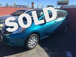 2015 Nissan Versa Note S Plus AUTOWORLD (702) 452-8488 Las Vegas, Nevada