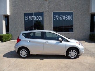 2015 Nissan Versa Note S Plus in Plano Texas