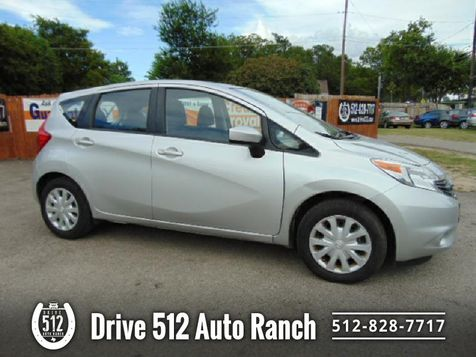 2015 Nissan VERSA NOTE SV iPod Adapt GREAT ON GAS! in Austin, TX