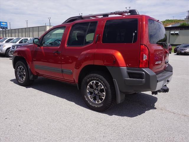 2015 Nissan Xterra Pro-4X Harrison, Arkansas 2