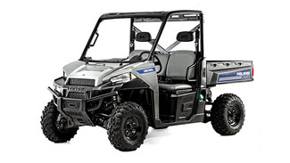 2016 Polaris Brutus HD PTO San Marcos, California 1