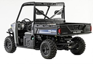 2016 Polaris Brutus HD PTO San Marcos, California 2