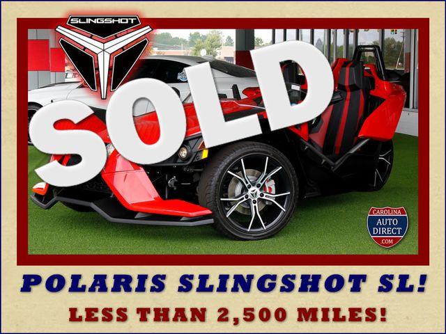 2015 Polaris SLINGSHOT® SL - LESS 2,500 MILES! Mooresville , NC 0