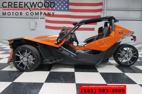 2015 Polaris SLINGSHOT SL Trike 3-Wheeler Orange Low Miles Extras NICE in Searcy, AR