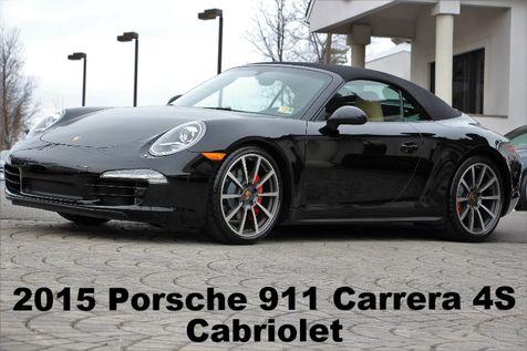 2015 Porsche 911 Carrera 4S Cabriolet in Alexandria, VA