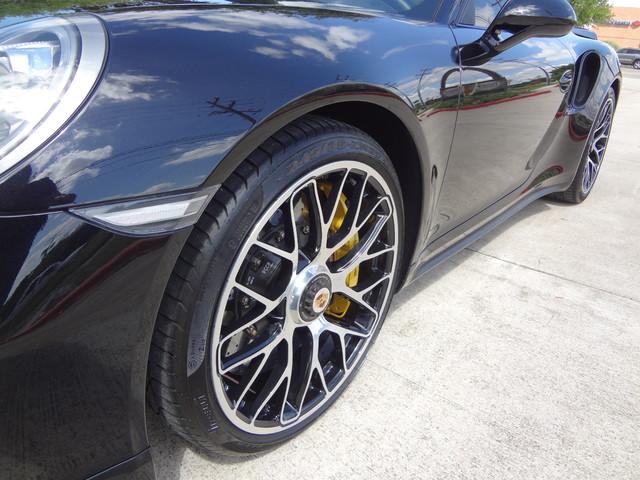 2015 Porsche 911 Turbo S Austin , Texas 9
