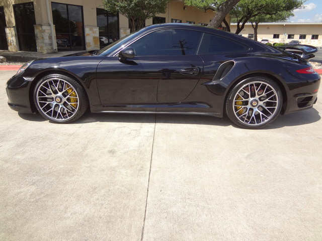 2015 Porsche 911 Turbo S Austin , Texas 1