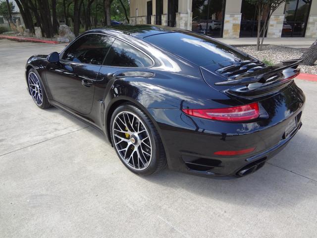 2015 Porsche 911 Turbo S Austin , Texas 2