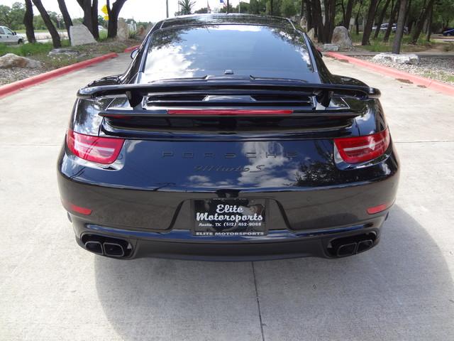 2015 Porsche 911 Turbo S Austin , Texas 3