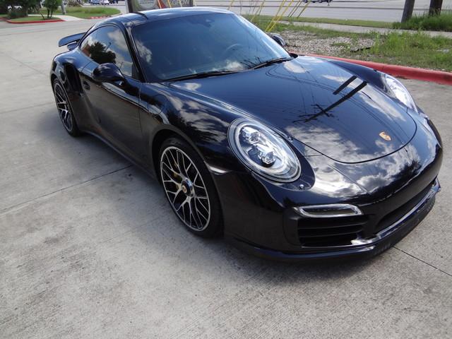 2015 Porsche 911 Turbo S Austin , Texas 6