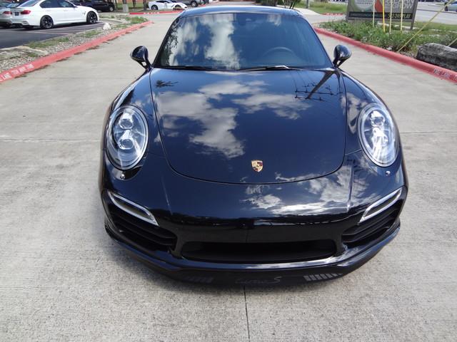 2015 Porsche 911 Turbo S Austin , Texas 7
