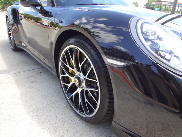 2015 Porsche 911 Turbo S Austin , Texas 8