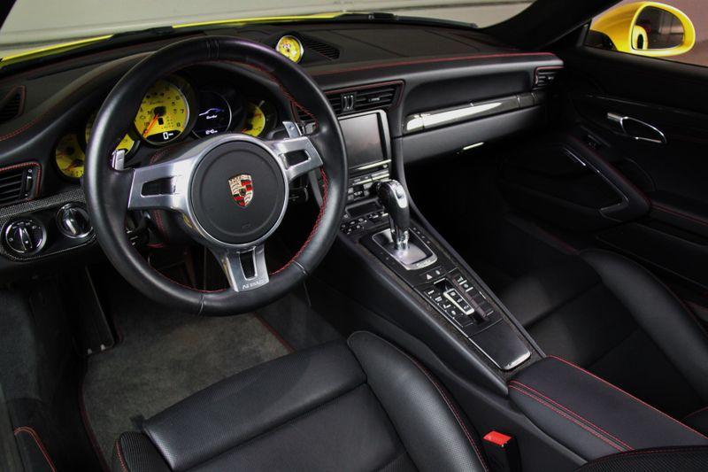 2015 Porsche 911 Turbo in Carrollton, TX
