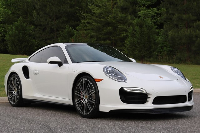 2015 Porsche 911 Turbo Mooresville, North Carolina 0