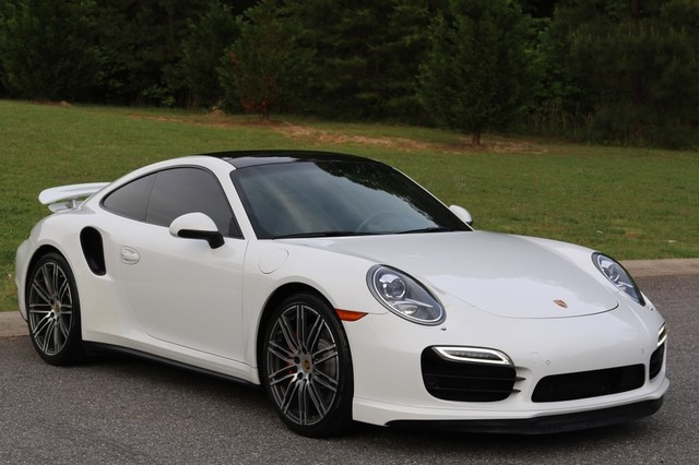 2015 Porsche 911 Turbo Mooresville, North Carolina 1