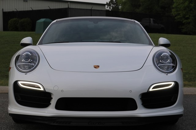 2015 Porsche 911 Turbo Mooresville, North Carolina 2