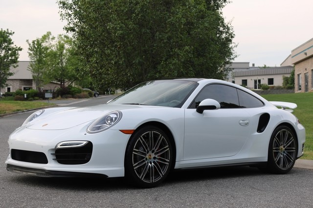 2015 Porsche 911 Turbo Mooresville, North Carolina 3