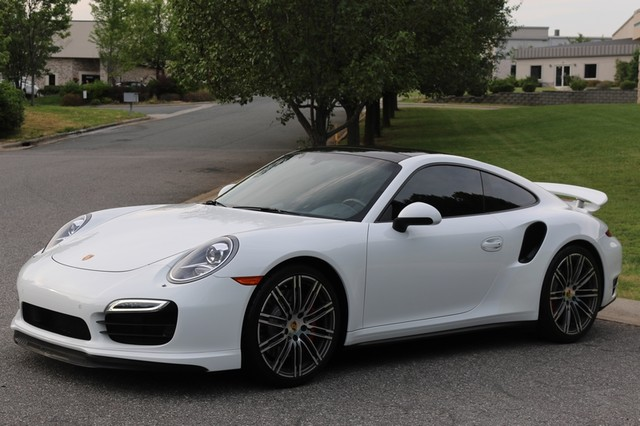 2015 Porsche 911 Turbo Mooresville, North Carolina 4