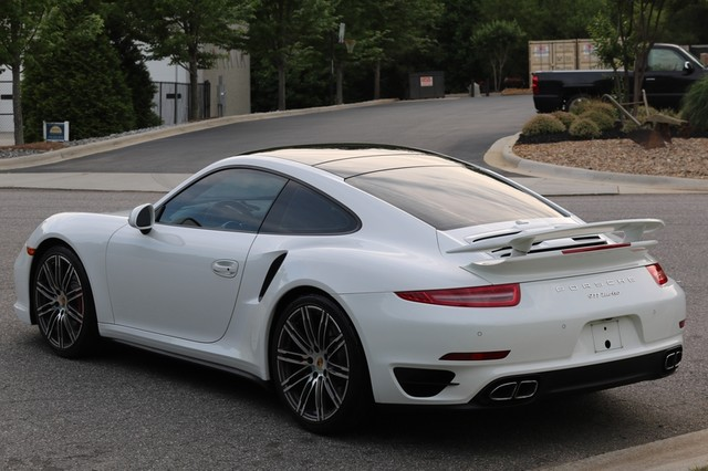 2015 Porsche 911 Turbo Mooresville, North Carolina 5
