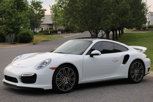 2015 Porsche 911 Turbo Mooresville, North Carolina 75