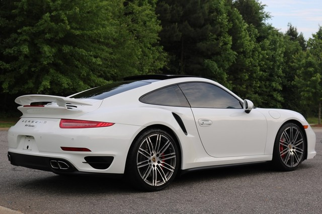 2015 Porsche 911 Turbo Mooresville, North Carolina 76
