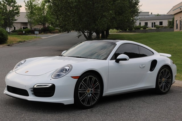 2015 Porsche 911 Turbo Mooresville, North Carolina 86