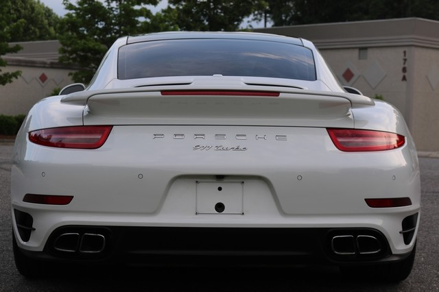 2015 Porsche 911 Turbo Mooresville, North Carolina 91