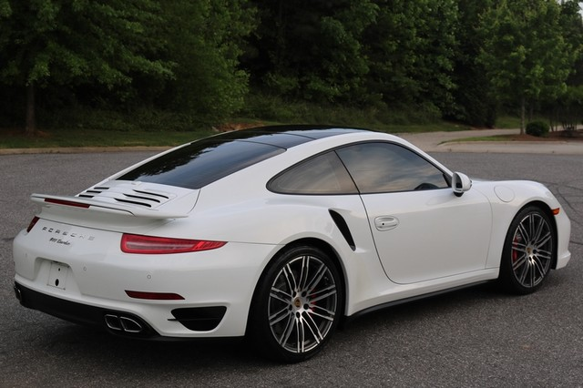 2015 Porsche 911 Turbo Mooresville, North Carolina 93