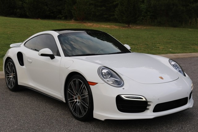 2015 Porsche 911 Turbo Mooresville, North Carolina 96