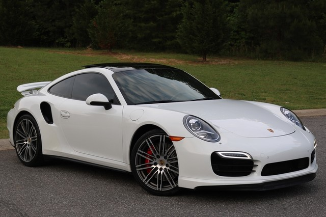 2015 Porsche 911 Turbo Mooresville, North Carolina 102