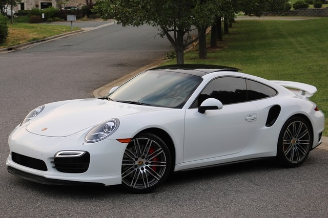 2015 Porsche 911 Turbo Mooresville, North Carolina 104