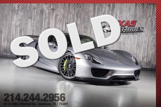 2015 Porsche 918 Spyder Roadster in Addison