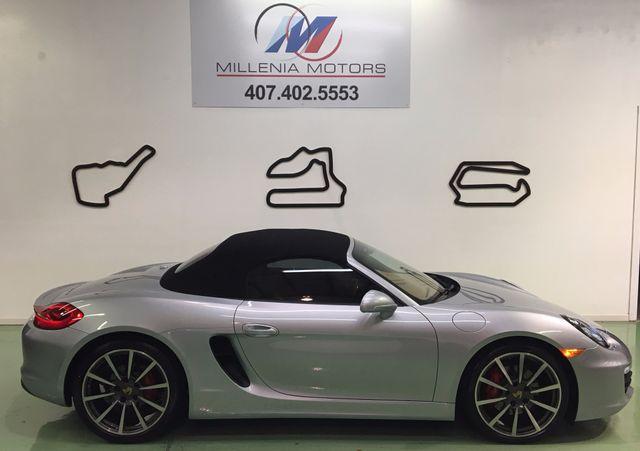 2015 Porsche Boxster S Longwood, FL 27