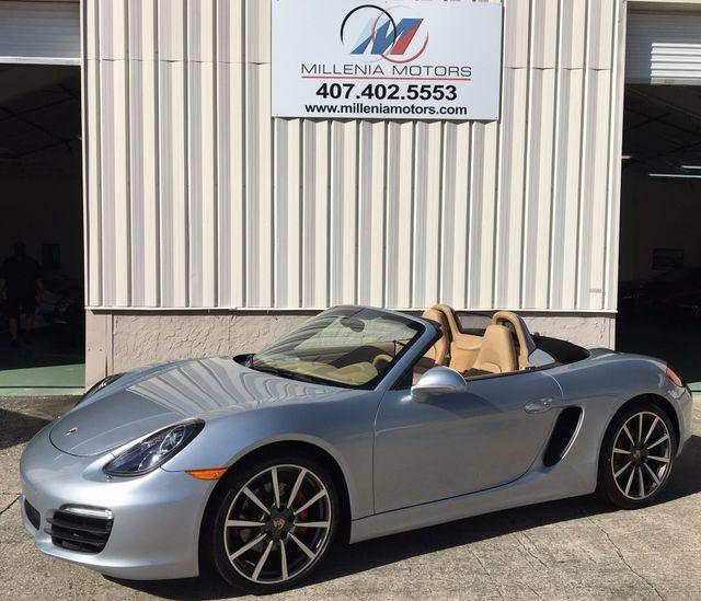 2015 Porsche Boxster S Longwood, FL 45