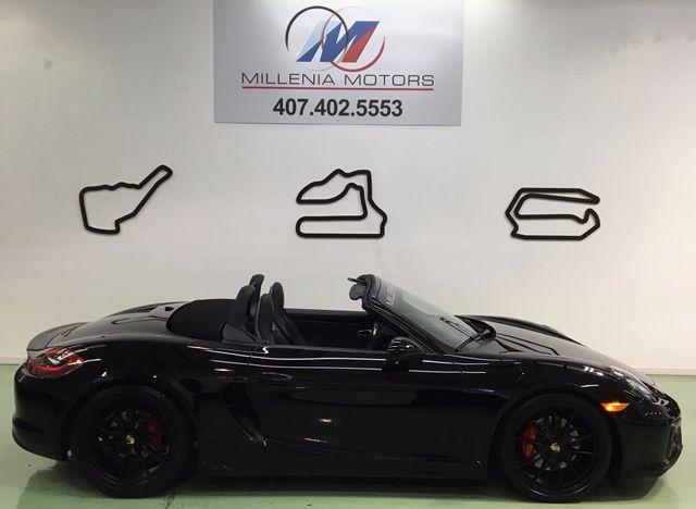 2015 Porsche Boxster GTS Longwood, FL 0