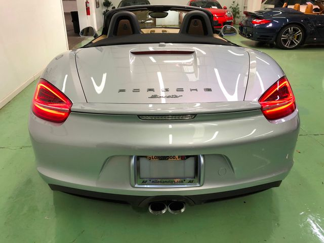 2015 Porsche Boxster Longwood, FL 9