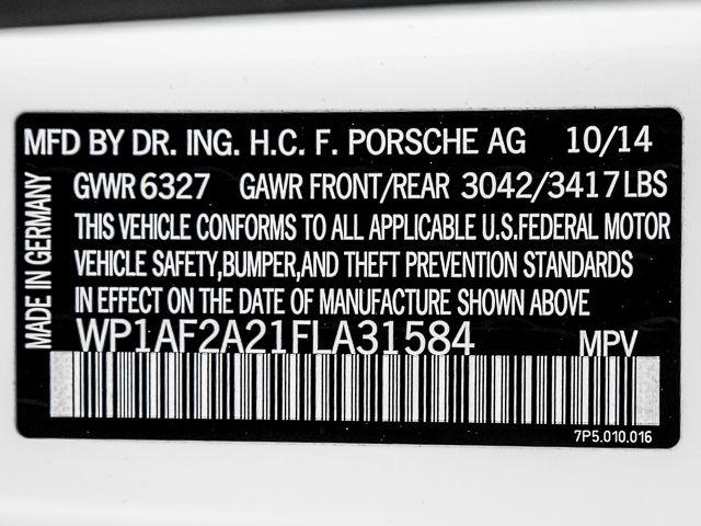 2015 Porsche Cayenne Diesel Burbank, CA 28