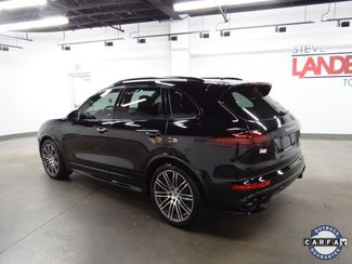 2015 Porsche Cayenne Turbo Little Rock, Arkansas 4