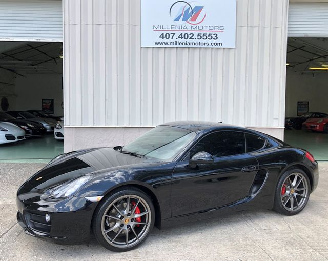 2015 Porsche Cayman S Longwood, FL 35