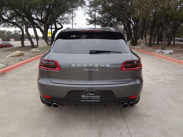 2015 Porsche Macan S Austin , Texas 3