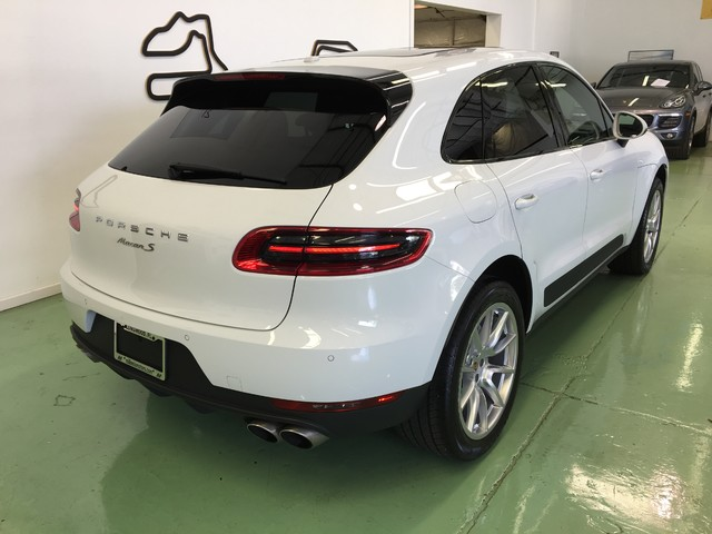 2015 Porsche Macan S Longwood, FL 10
