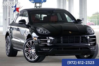 2015 Porsche Macan Premium Plus Package Turbo in Plano Texas, 75093