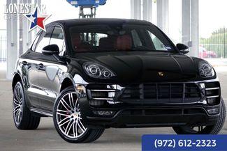 2015 Porsche Macan Premium Plus Package Turbo